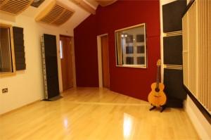 Bluebird Studios control roon view 2