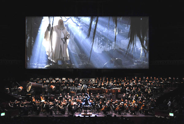 Lord Of The Rings Film Music