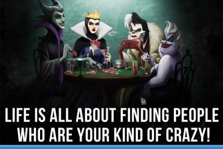 Villains of Disney