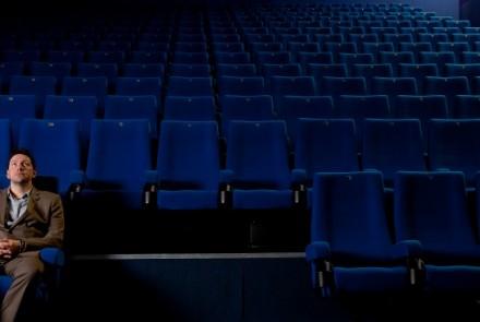 Jonathan at the cinema